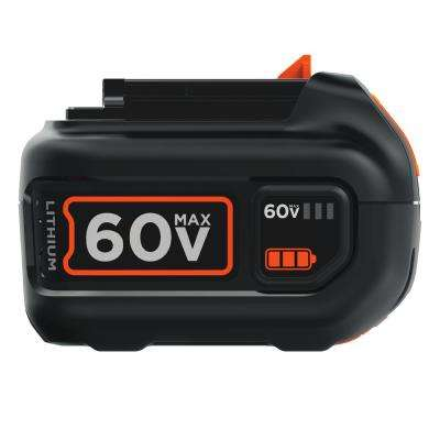 60-Volt MAX 2.5Ah Lithium-Ion Battery Pack - Charger Not Included