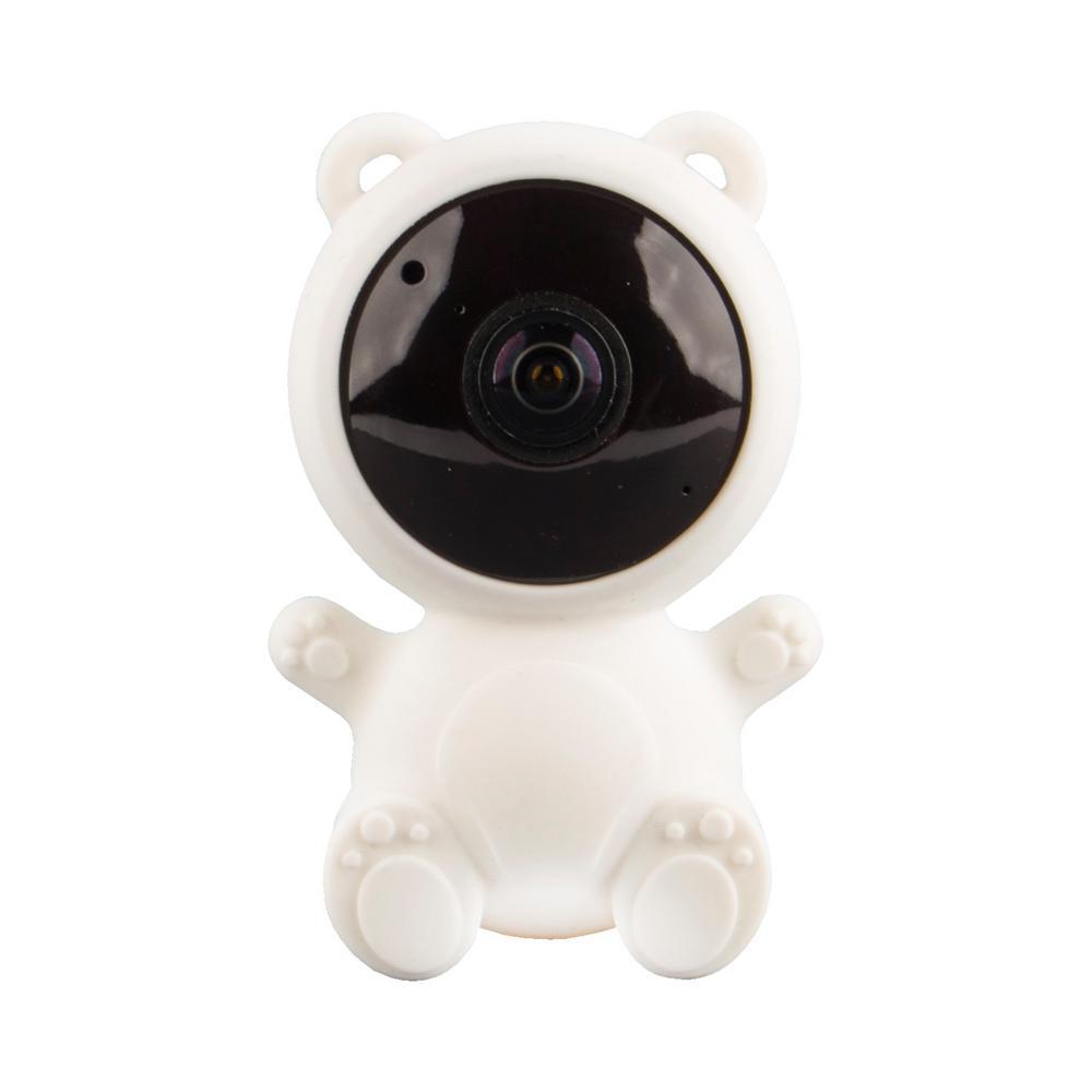 Wireless Baby Monitor (Bear Case) IP Camera