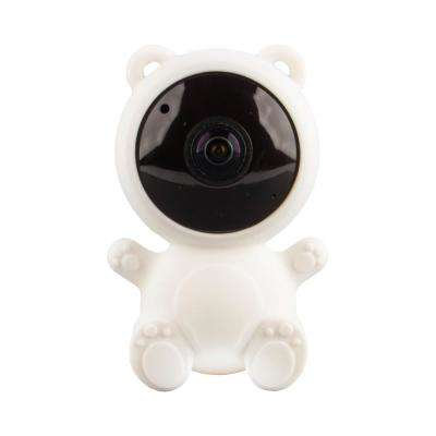 Wireless Baby Monitor (Bear Case) IP Camera