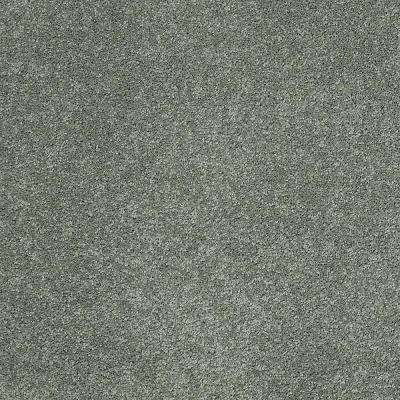 Carpet Sample - Coral Reef II - Color Breezy Sage Texture 8 in. x 8 in.