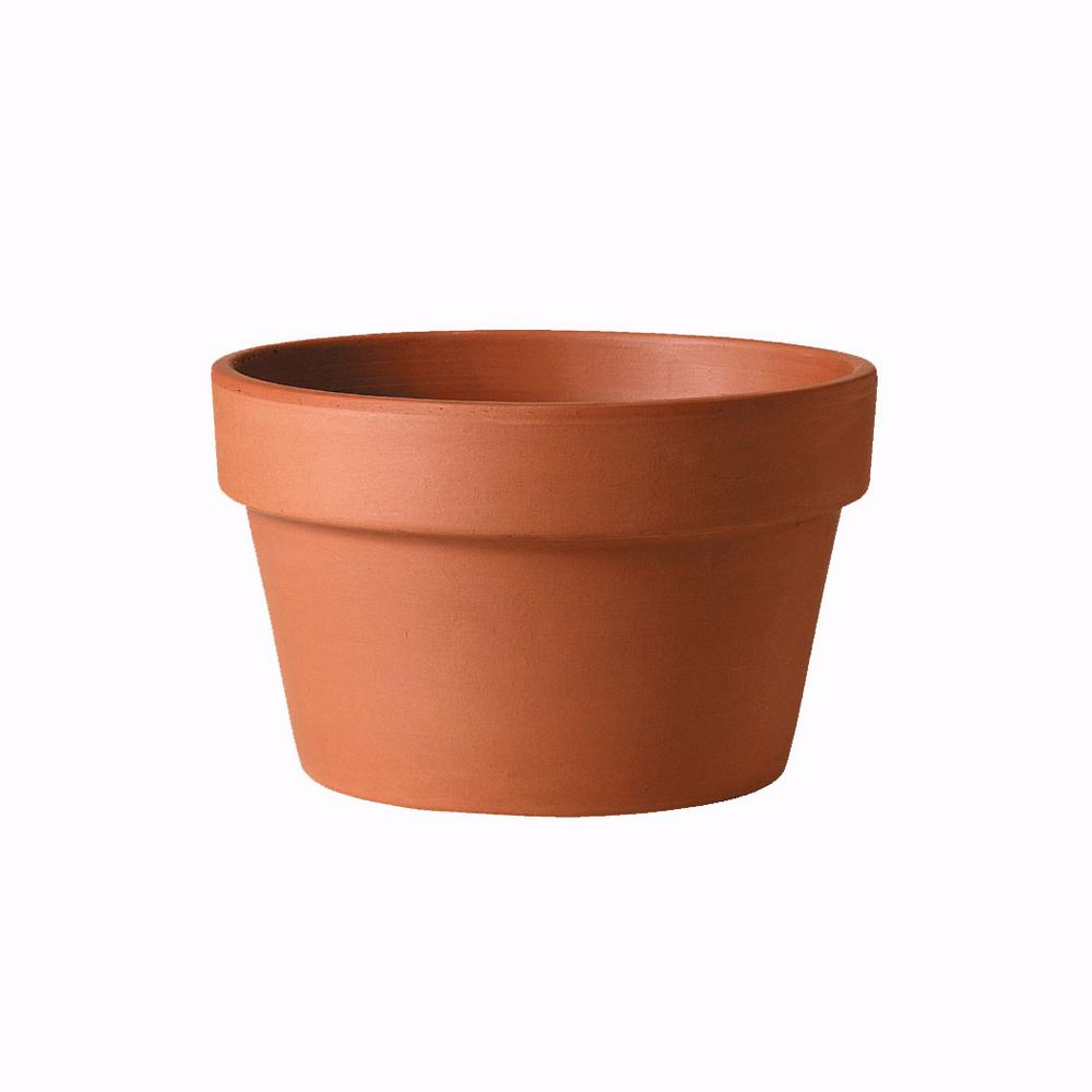 Southern Patio 6 in. Clay Azalea Pot