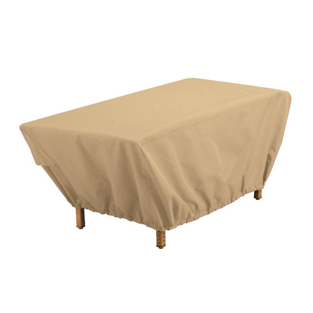 Terrazzo Patio Coffee Table Cover