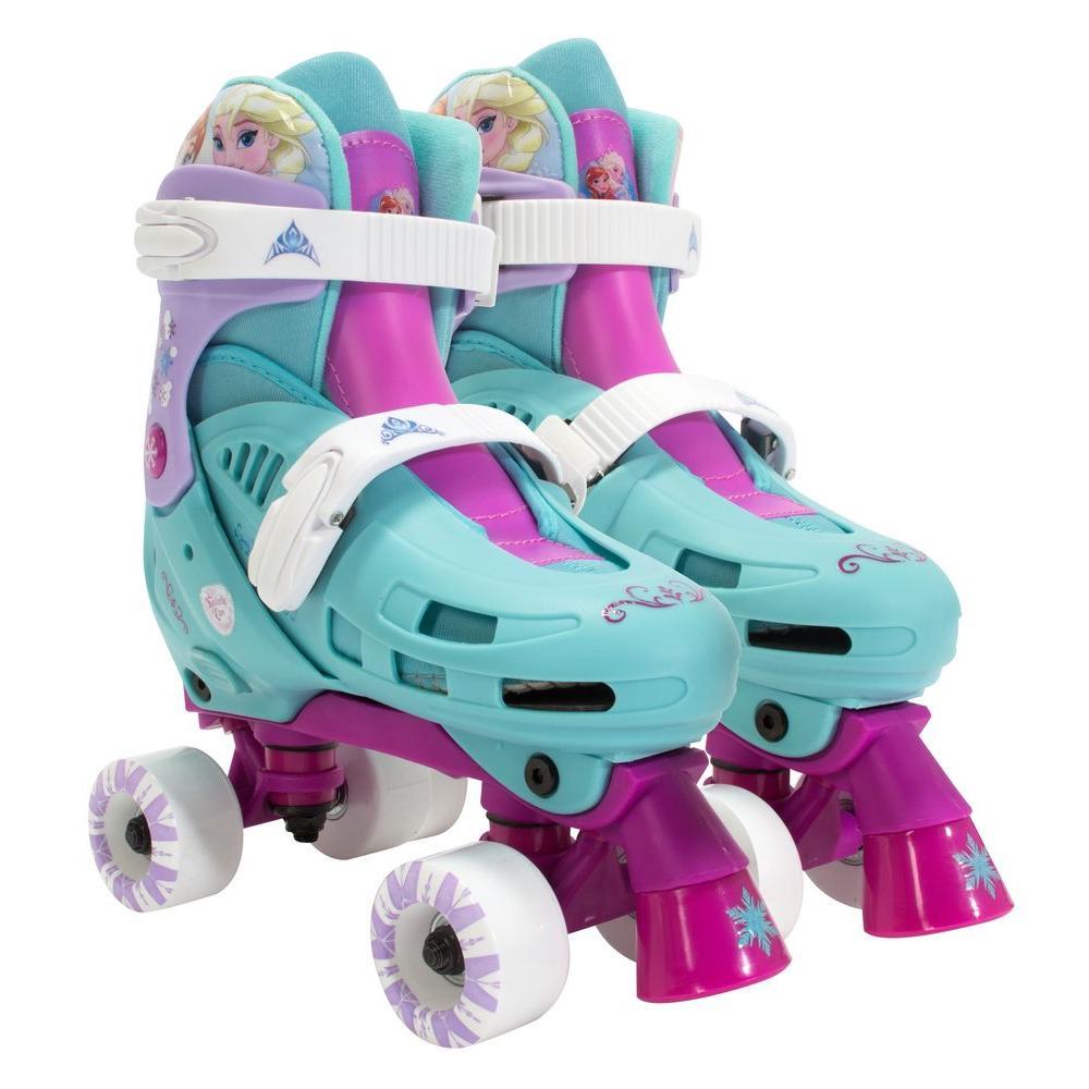 Playwheels Frozen Size 1 4 Kids Roller Skates 162593 The