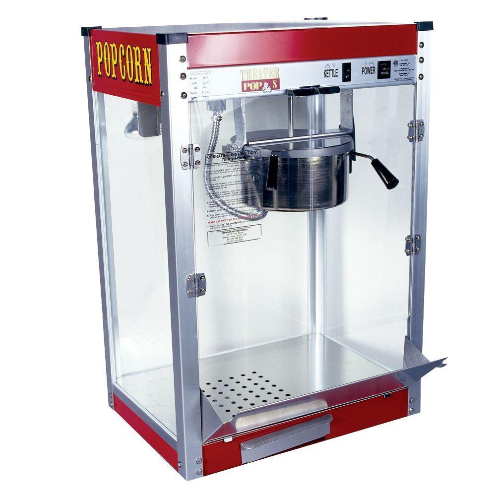 Theater Pop 8 oz. Popcorn Machine