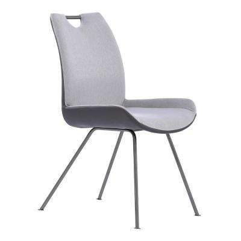 Coronado Pewter Dining Chair (Set of 2)