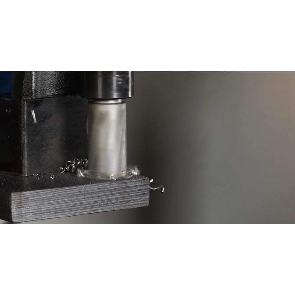 "5//8/"" X 2/"" TiAlN coating HSS annular cutter with 3//4/"" weldon shank /& pilot pin"