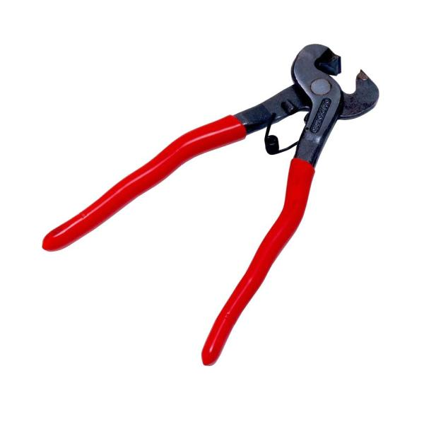 8 in. Carbide-Edge Ceramic Tile Nipper