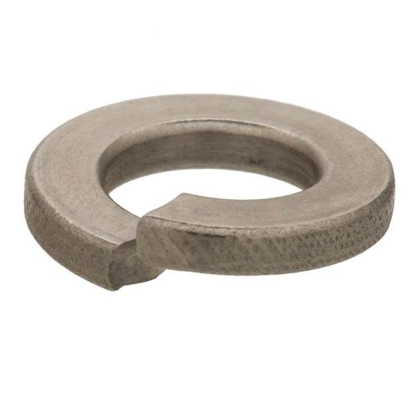 #8 Zinc Plated Lock Washer (30-Pack)