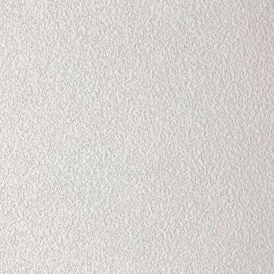 White 2 ft. x 2 ft. Square Edge Fiberglass Ceiling Tile (Case of 12)