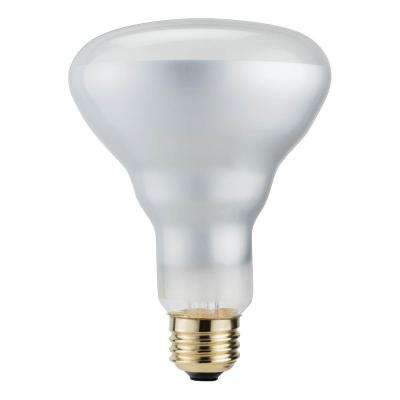 65W Equivalent Halogen BR30 Dimmable Flood Light Bulb (3-Pack)