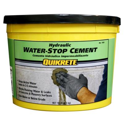 10 lb. Hydraulic Water-Stop Cement