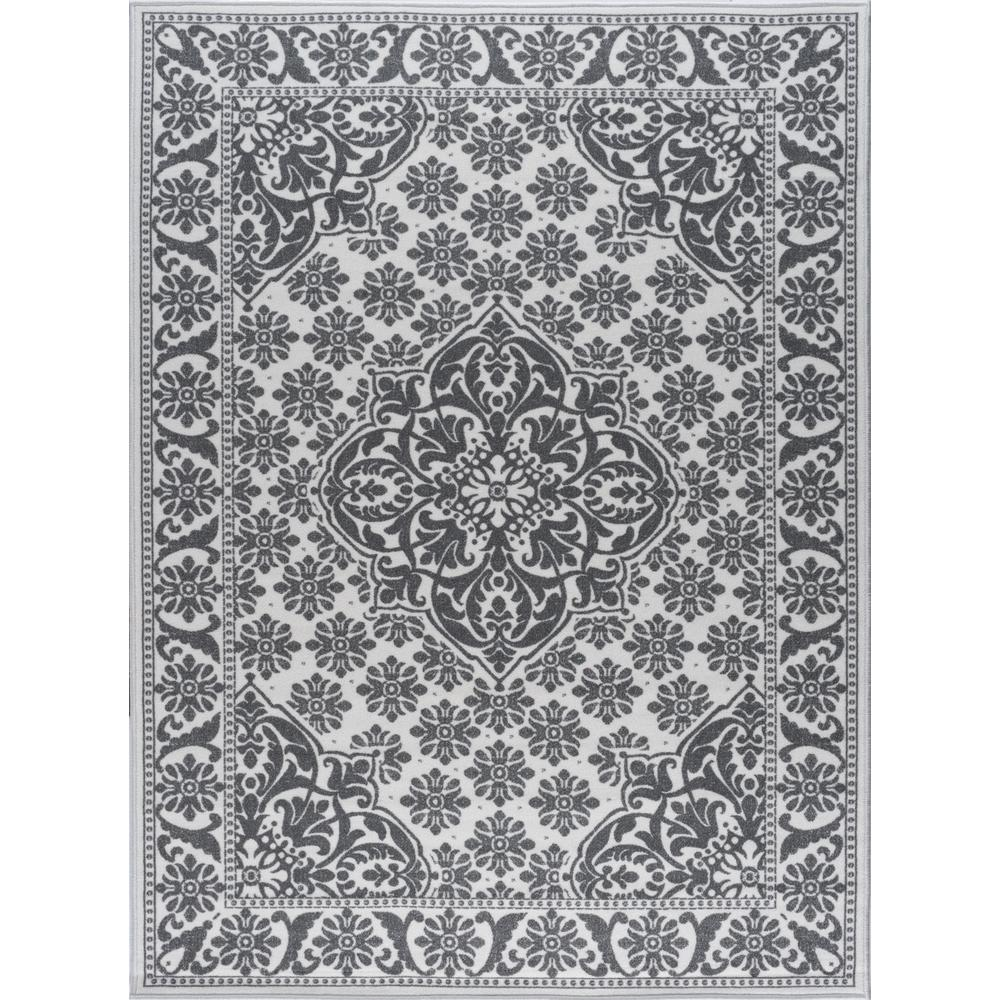Majesty Ivory 6 ft. 7 in. x 9 ft. 6 in.