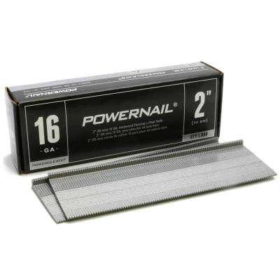 2 in. x 16-Gauge Powercleats Hardwood Flooring Nails (1000-Pack)