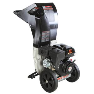 Click here to buy Brush Master 457cc, 5in.x3.5in. Dia Feed, Unique, Versatile 3-in-1 Discharge, 120V Electric Start Pro-Duty Chromium... by Brush Master.