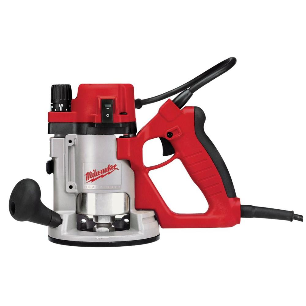 Milwaukee 1-3/4 Max HP D-Handle Router