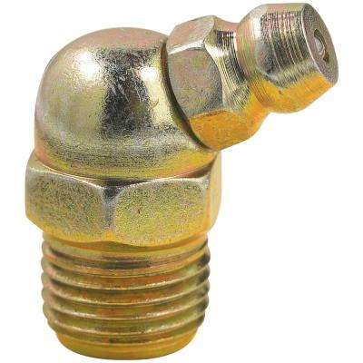 1/8 P.T.F. Special Short, 45, 0.89 (5 Pcs per Pack) Grease Fittings