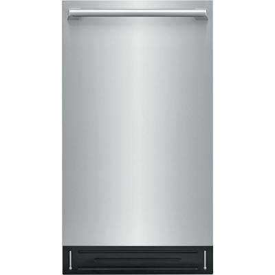 IQ-Touch 18 in. Top Control Dishwasher in Stainless Steel with Stainless Steel Tub, ENERGY STAR, 56 dBA