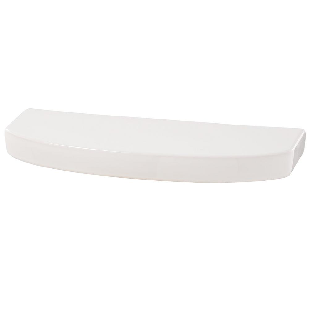 KOHLER Toilet Tank Cover in White