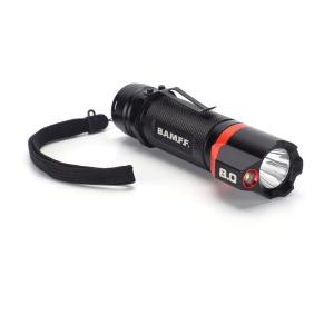 Click here to buy  BAMFF 8.0 - 800 Lumen Dual LED Tactical Flashlight.