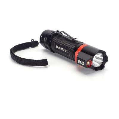 BAMFF 8.0 - 800 Lumen Dual LED Tactical Flashlight