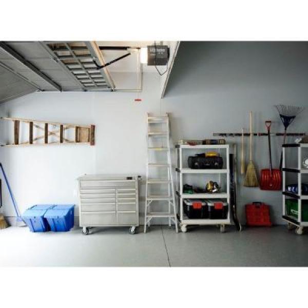 Great Gray 2 Part High Gloss Epoxy Garage Floor Coating | EBay