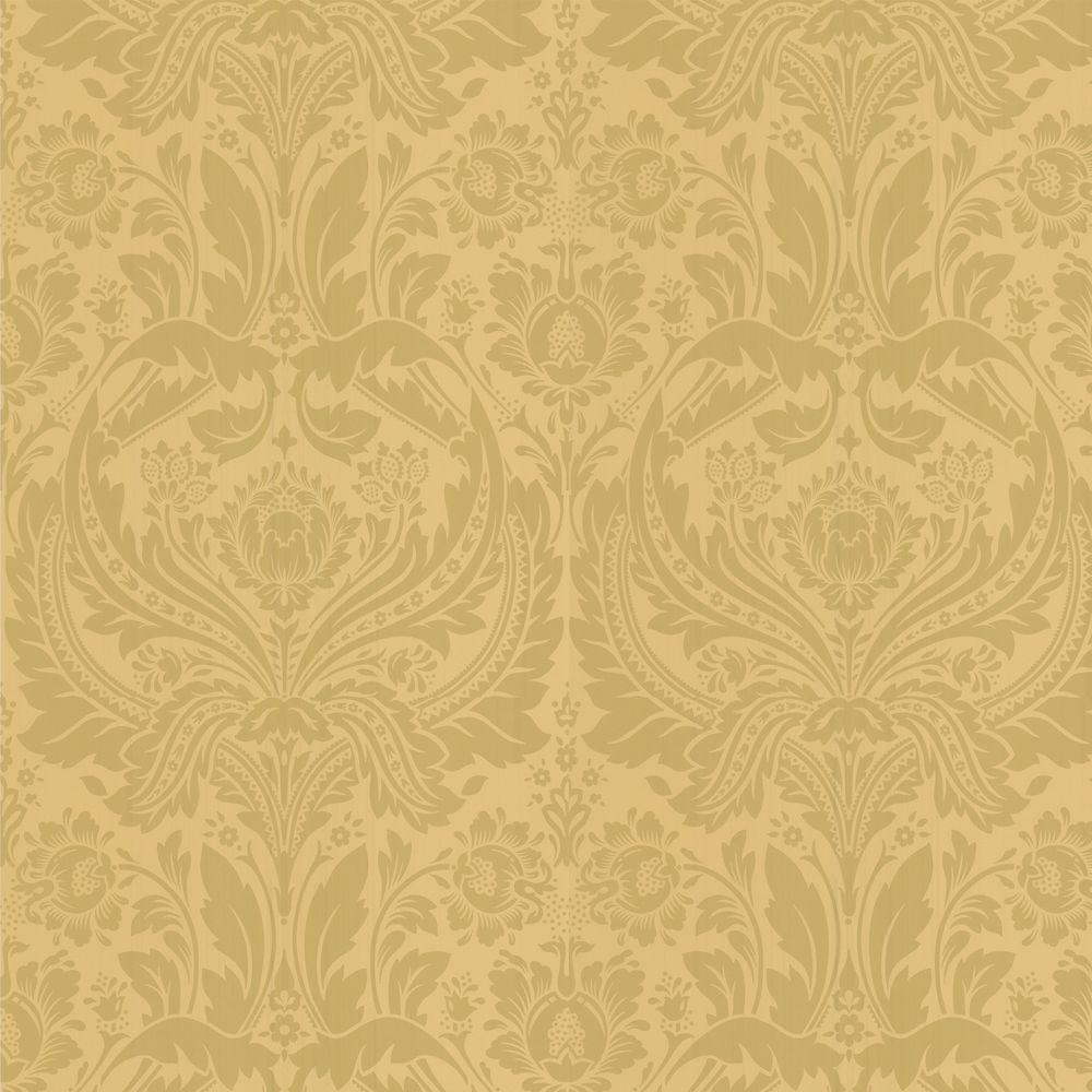 Graham Amp Brown Desire Gold Wallpaper 50 026 The Home Depot