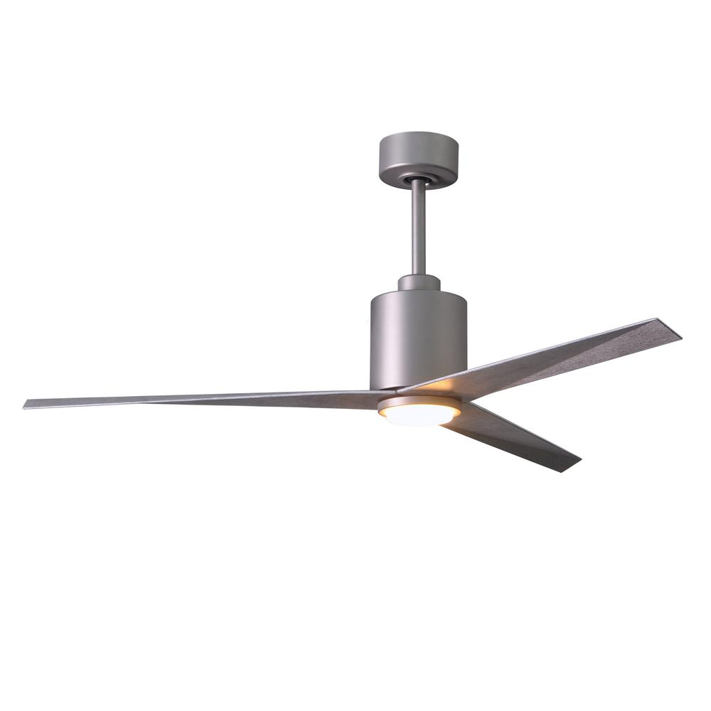Anderson 22 In Led Indoor Outdoor Black Ceiling Fan With