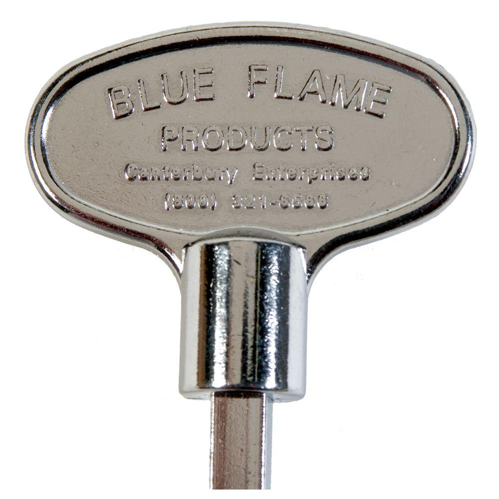 Visit The Home Depot to buy Blue Flame 3 in. Gas Vavle Key BF.KY.01