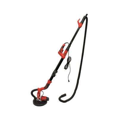 710-Watt Electric Variable Speed Compact Drywall Sander with Telescoping Frame