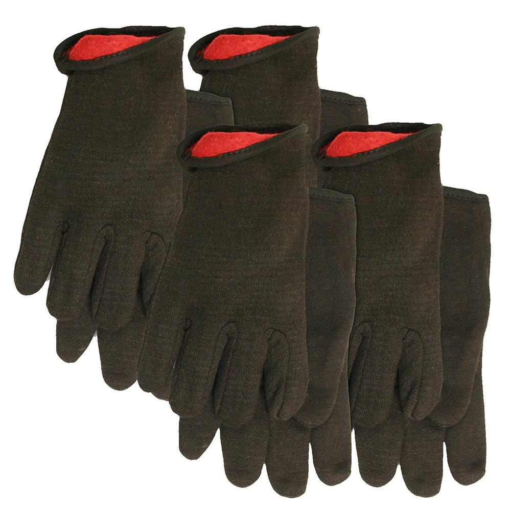 d4c25437945dc Midwest Gloves & Gear Cotton Lined Jersey (4-Pack)-14LJP04-L - The ...
