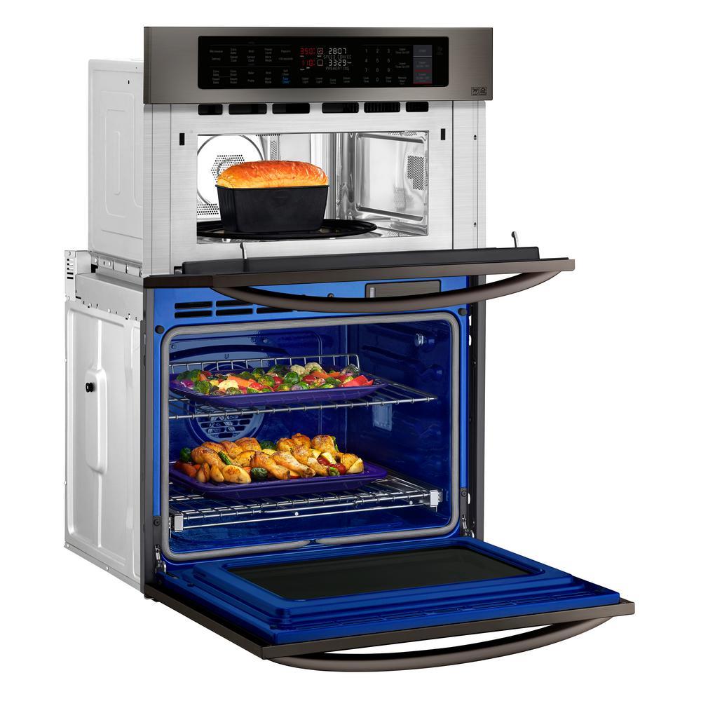 Lg Microwave Wall Oven Combo