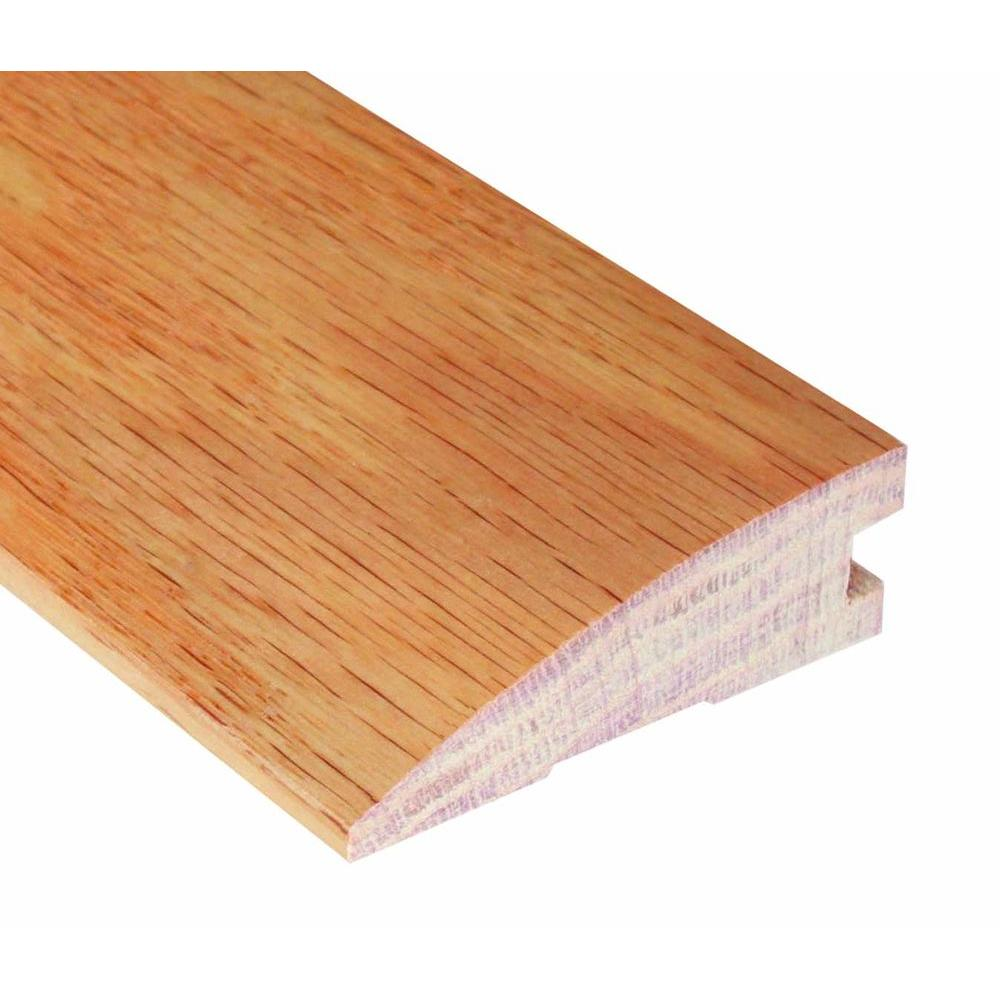 Red Oak Natural 1 2 In Thick X 1 3 4 In Wide X 78 In