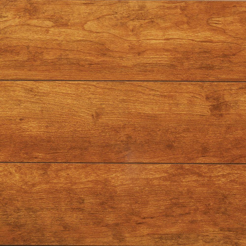 Light Cherry Laminate Flooring