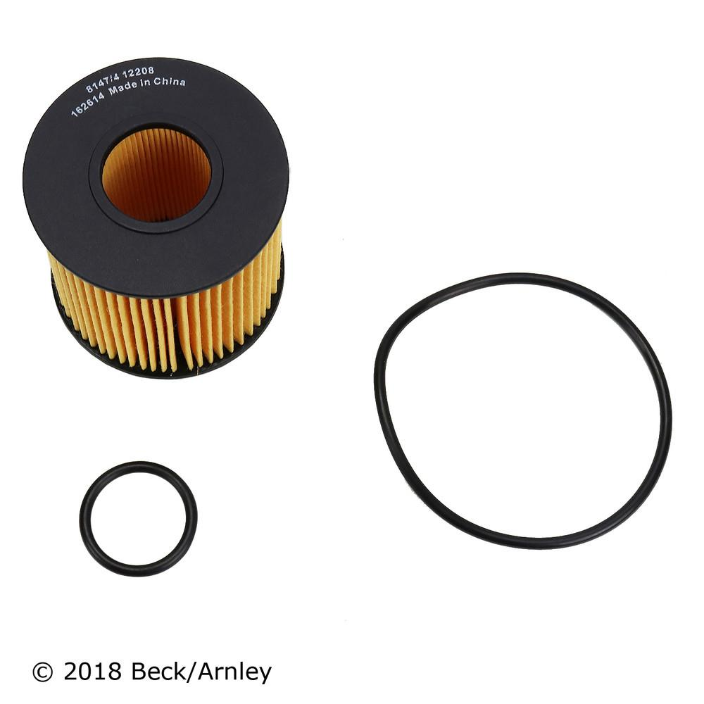 Beck/Arnley Engine Oil Filter