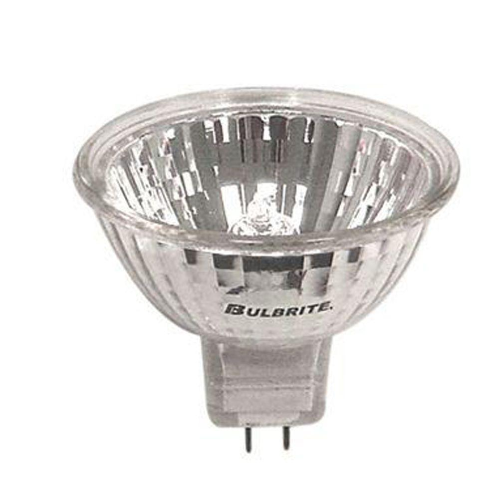 Bulbrite 50-Watt Halogen MR16 Light Bulb (10-Pack)