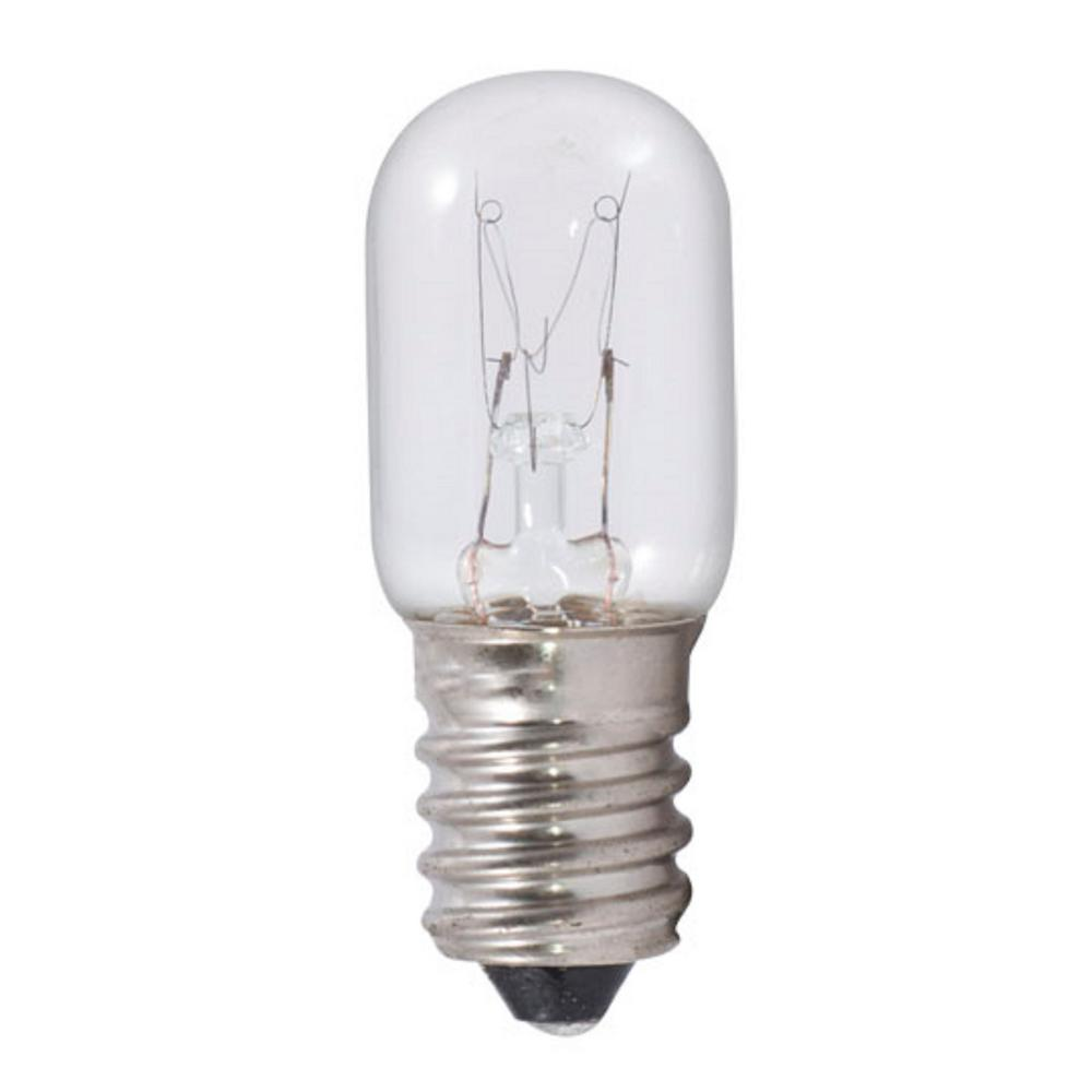10-Watt T5.5 Clear Dimmable Warm White Light Incandescent Light Bulb (50-Pack)