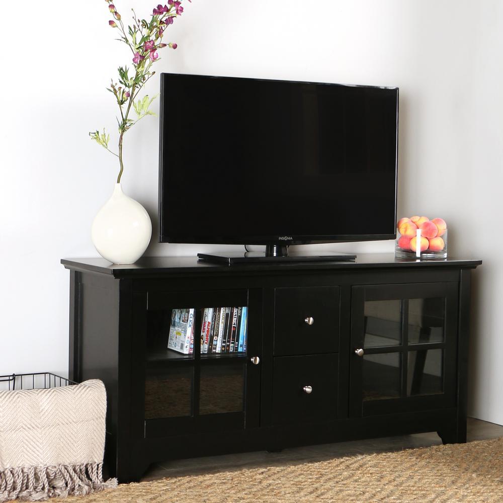 e8f135e097e04 Internet  300723617. +2. Walker Edison Furniture Company Becket Matte Black  Entertainment Center