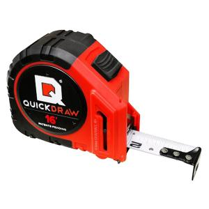 QuickDraw 16 ft. Pro Self Marking Tape Measure by QuickDraw