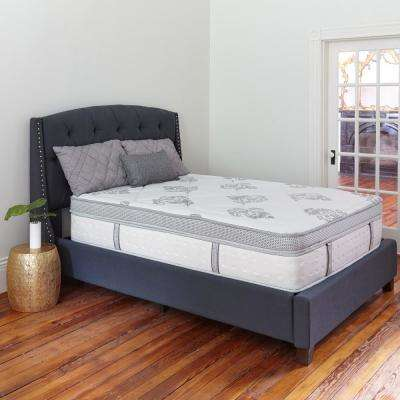 Gramercy Cal King-Size 14 in. Gel Foam and Innerspring Mattress