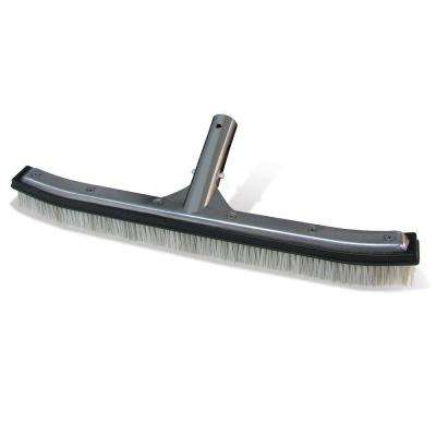 Premier Collection 18 in. Aluminum-Back Combo Bristle Brush