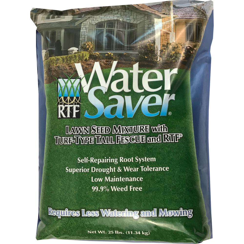 Water Saver 25 lb  Tall Fescue Grass Seed