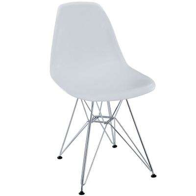 Paris White Dining Side Chair