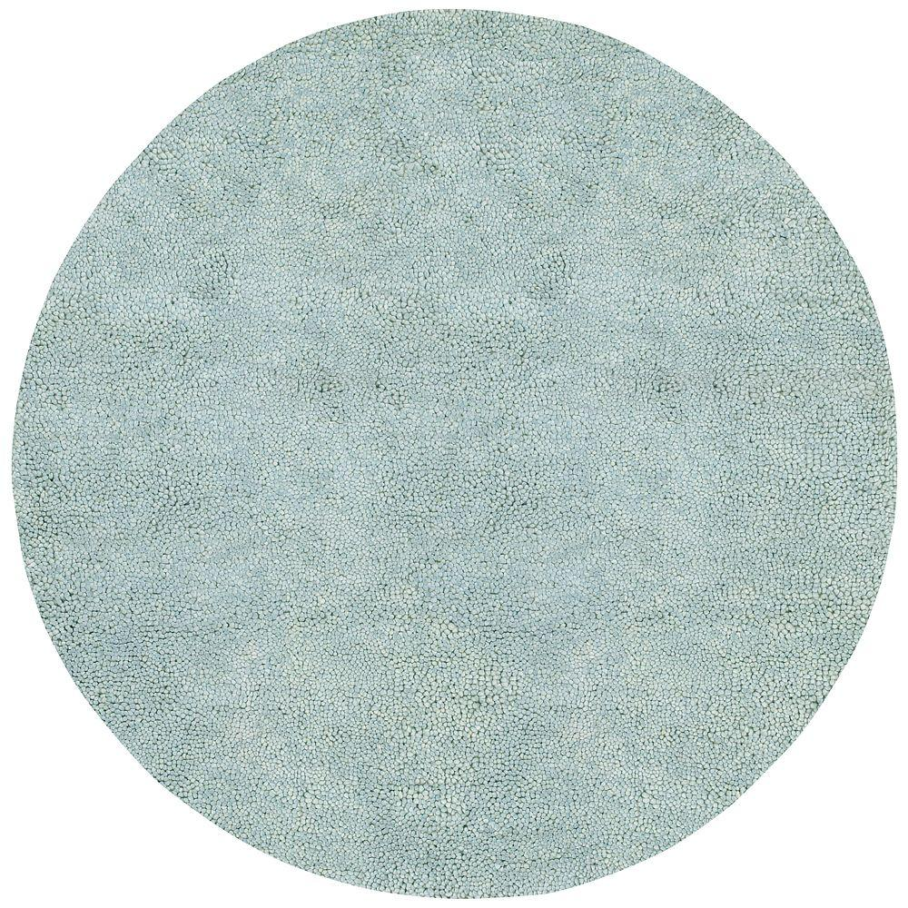 Artistic Weavers Cambridge Spa Blue 10 Ft X 10 Ft Round