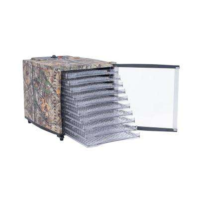 10 Tray Food Dehydrator in Realtree Xtra Camouflage