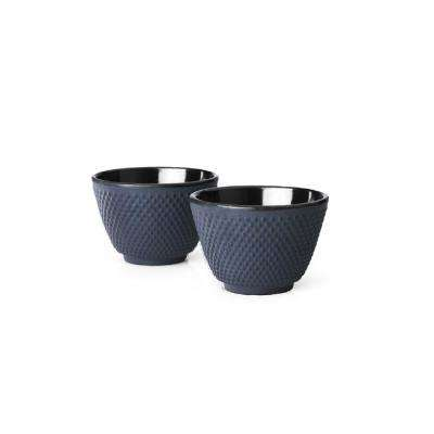 Blue Xilin Tea Mugs