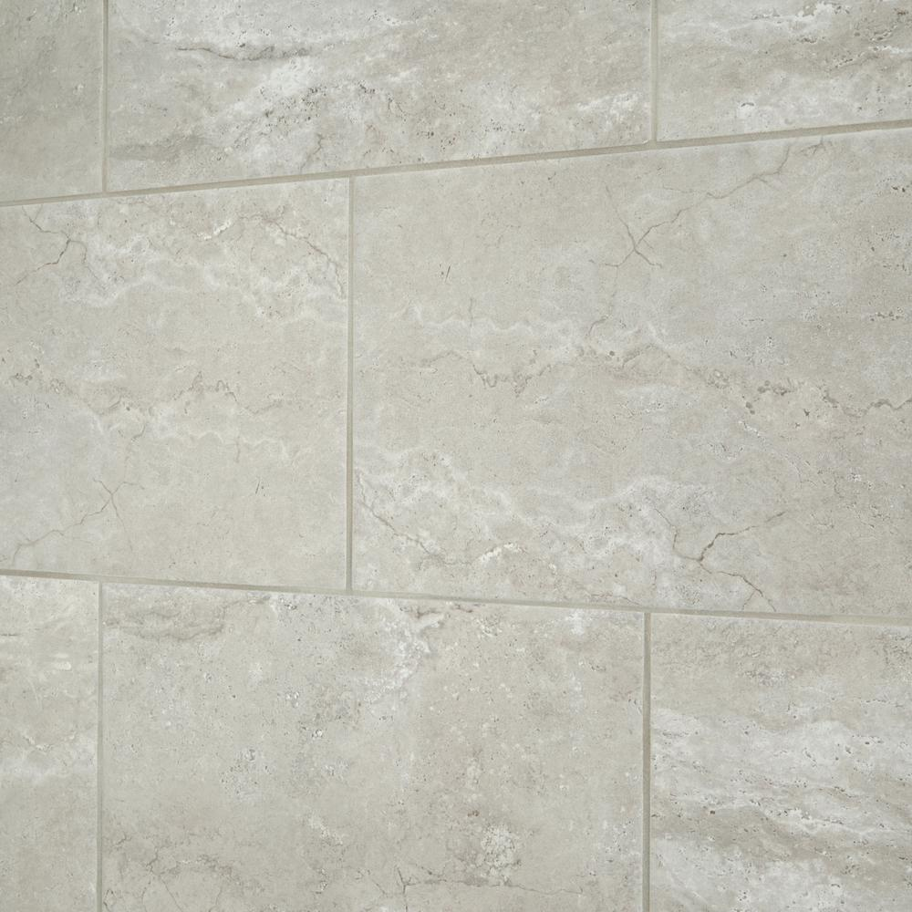 Northpointe Greystone 10 In X 14 In Ceramic Wall Tile