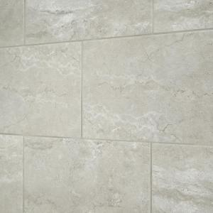 Northpointe Greystone 12 In X 12 In X 6.35 Mm Ceramic Mosaic Floor And Wall Tile