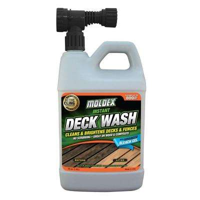 56 oz. Instant Deck and Fence Wash