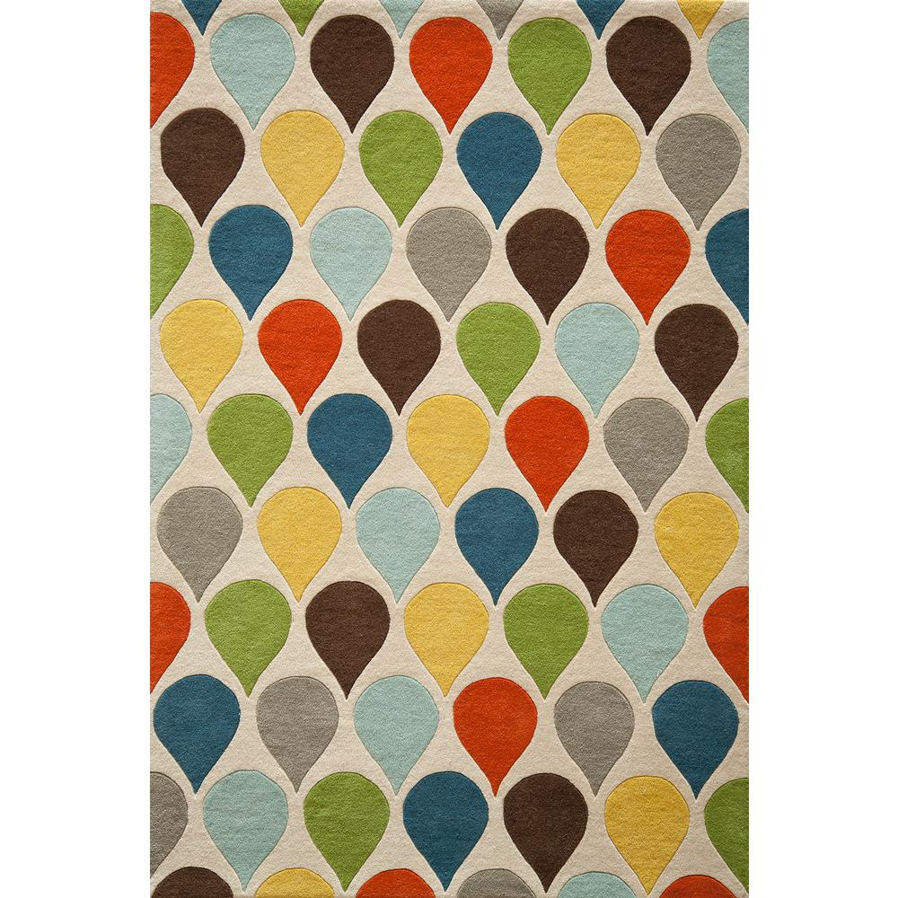 Momeni Delhi Multi 8 Ft X 10 Indoor Area Rug Delhidl 54mti80a0 The Home Depot