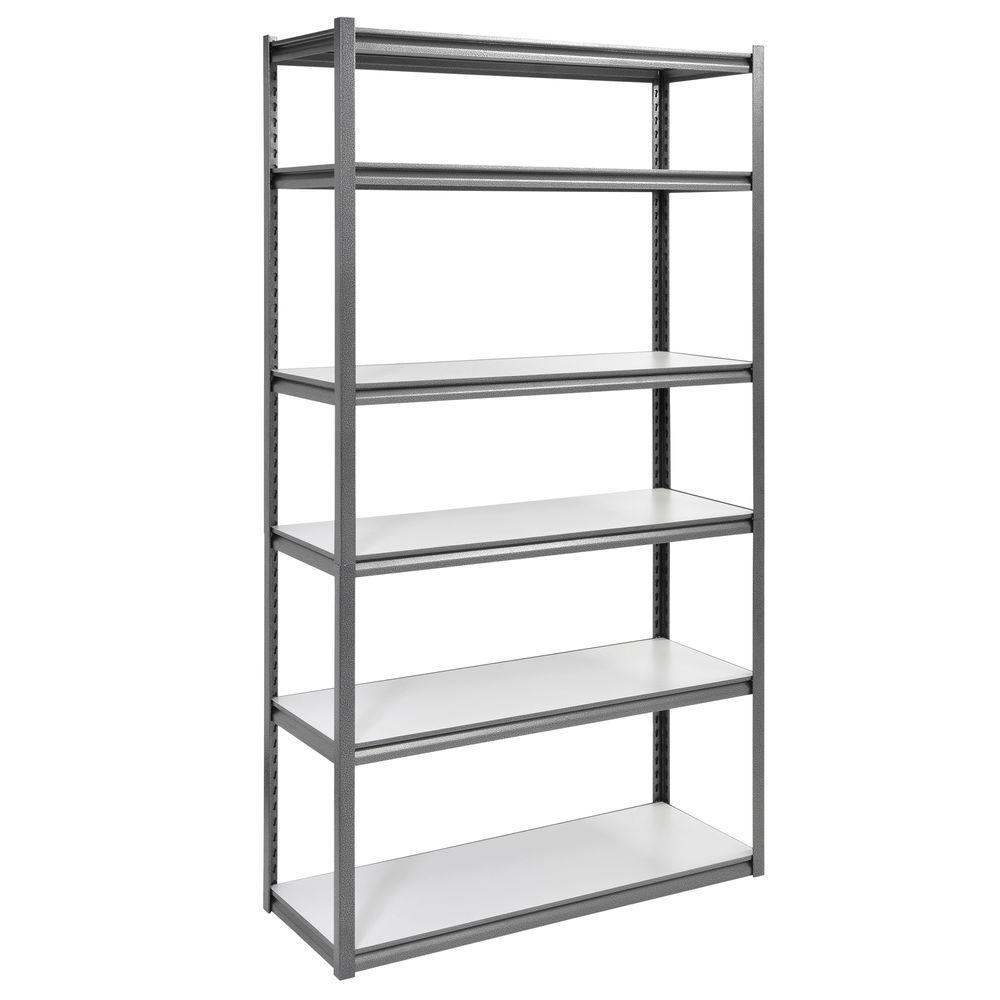 84 in.  sc 1 st  The Home Depot & Garage Shelves u0026 Racks - Garage Storage - The Home Depot